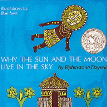 WHY THE SUN & THE MOON LIVE IN THE