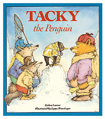 TACKY THE PENGUIN BOOK
