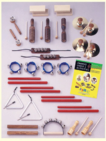MULTI-INSTRUMENT CLASSROOM SET 35