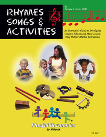 RHYMES SONGS & ACTIVITIES