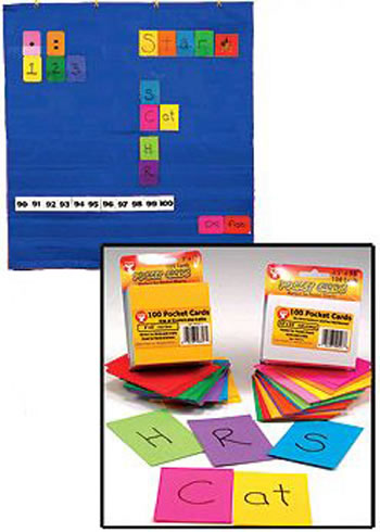 POCKET CARDS BRIGHT TAG 2.5X3.5 8EA