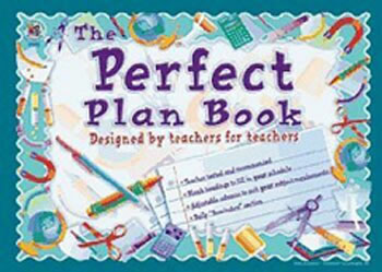 THE PERFECT PLAN BOOK GR K & UP