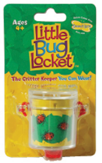 LITTLE BUG LOCKET 1 EACH ORDER 24