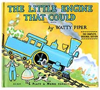 LITTLE ENGINE THAT COULD
