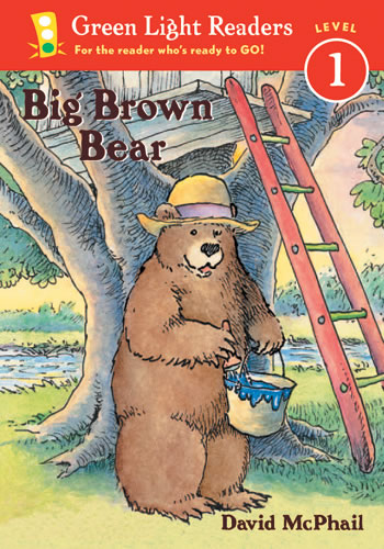GREEN LIGHT READERS BIG BROWN BEAR
