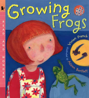 GROWING FROGS BIG BOOK