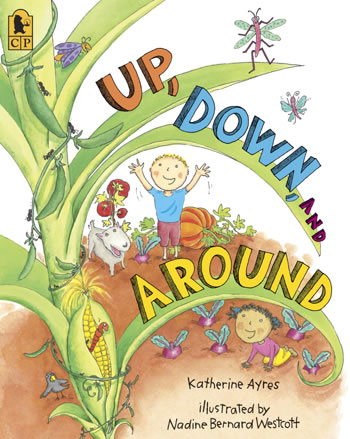 UP DOWN AND AROUND BIG BOOK