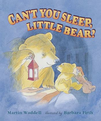 CANT YOU SLEEP LITTLE BEAR BIG BOOK