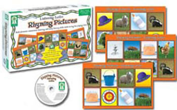 RHYMING PICTURES MANIPULATIVES