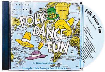 FOLK DANCE FUN CD AGES 5-9