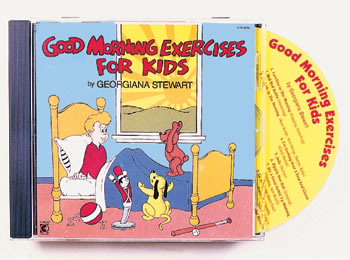 GOOD MORNING EXERCISES CD AGES 3-8