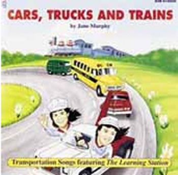 CARS TRUCKS & TRAINS CD
