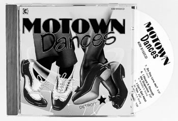 MOTOWN DANCES CD ALL AGES