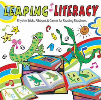 LEAPING LITERACY RHYTHM STICKS