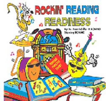 ROCKIN READING READINESS CD