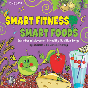 CD SMART MOVES SMART FOOD
