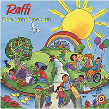 ONE LIGHT ONE SUN CD RAFFI
