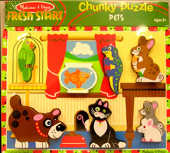 PLAYFUL PETS JIGSAW