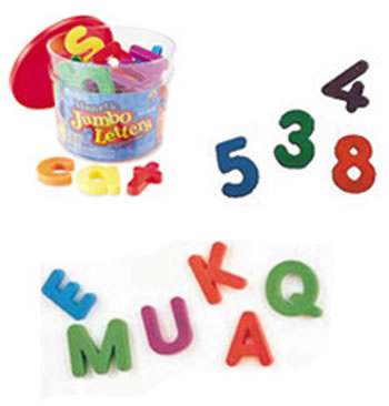 JUMBO MAGNETIC COMBO SET 1 EACH