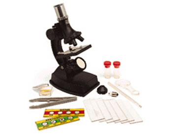 ELITE MICROSCOPE 100X 300X 600X