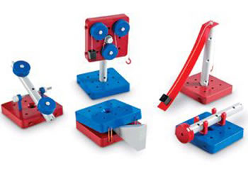SIMPLE MACHINES SET OF 5