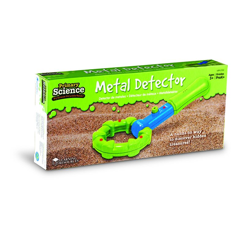 PRIMARY SCIENCE METAL DETECTOR