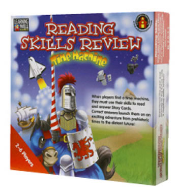 READING SKILLS REV TIME CAPSULE BL