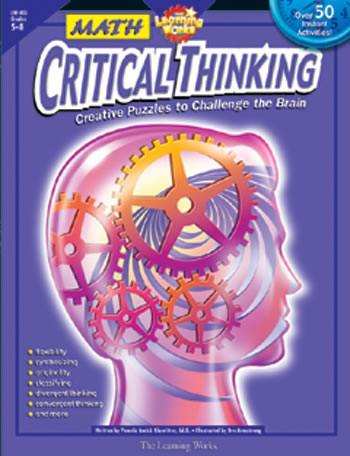 CRITICAL THINKING MATH GR 5-8