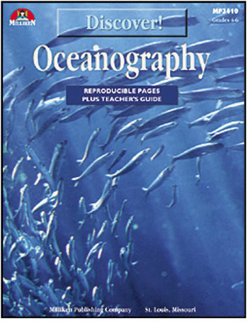 DISCOVER OCEANOGRAPHY GR 4-6