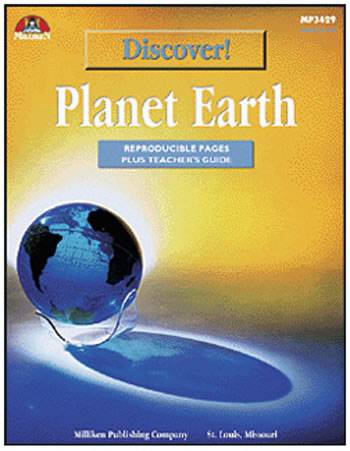 DISCOVER PLANET EARTH