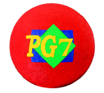 PLAYGROUND BALL RED 7 IN 2 PLY