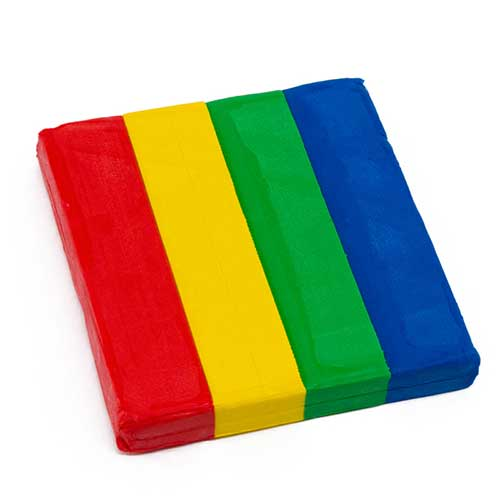 Modeling Clay 1 lb (Red, Blue, Yellow and Green)