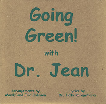 GOING GREEN WTIH DR JEAN