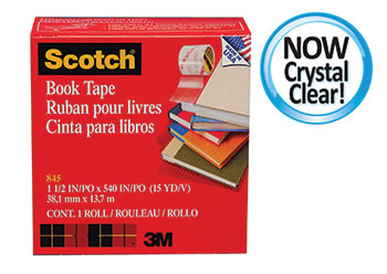 3M SCOTCH BOOKBINDING TAPE
