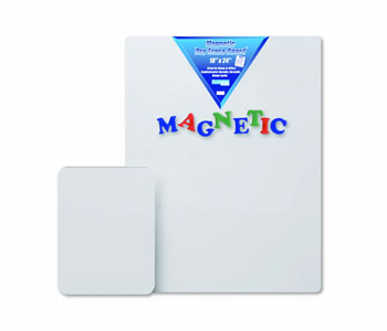 Magnetic/Dry Erase Board (Single Sided Board) - 24 cnt