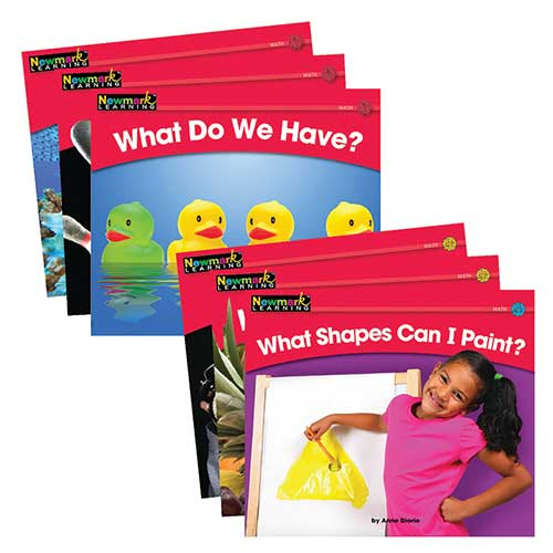 RISING READERS LEVELED BOOKS MATH