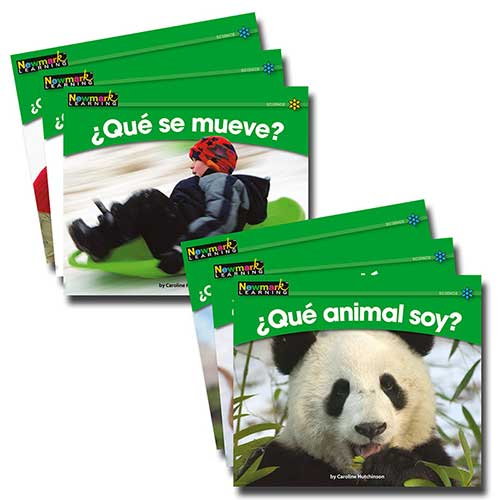 EN ESPANOL SCIENCE VOL 1 SET OF 12
