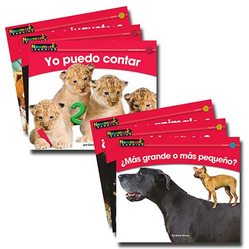 EN ESPANOL MATH VOL 1 SET OF 12