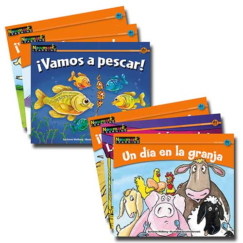 EN ESPANOL ANIMAL ADVENTURES VOL 1