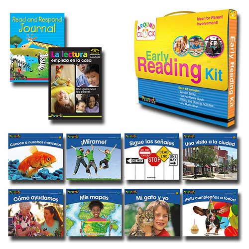 SOCIAL STUDIES KIT SPANISH RISING