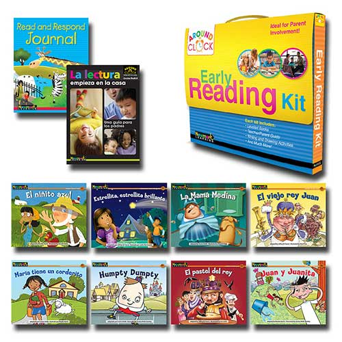 NURSERY RHYMES KIT SPANISH RISING