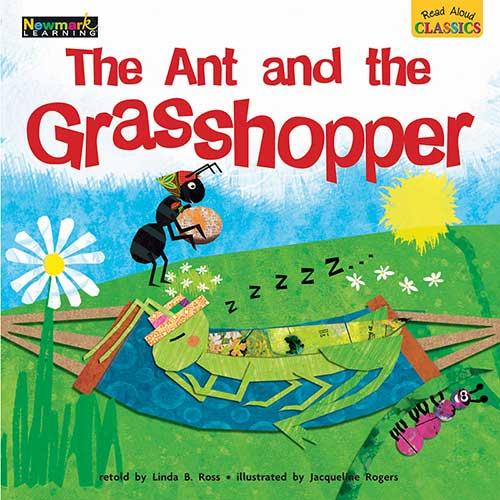 THE ANT AND THE GRASSHOPPER READ