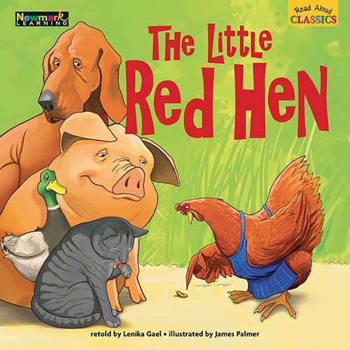 THE LITTLE RED HEN READ ALOUD