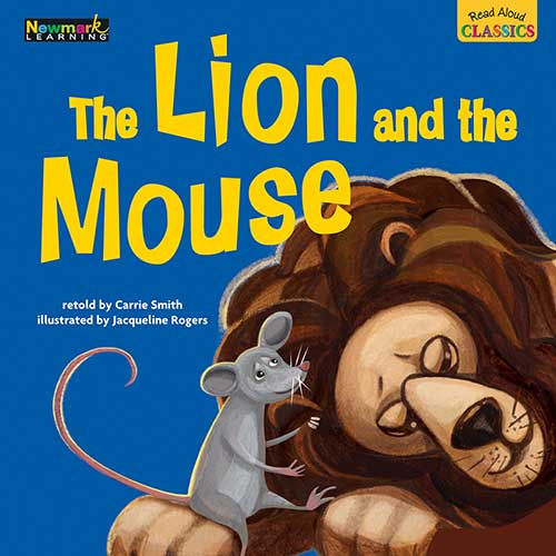 THE LION AND THE MOUSE READ ALOUD