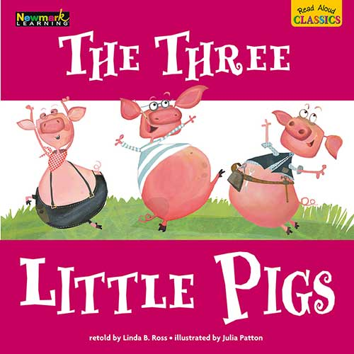 THE THREE LITTLE PIGS READ ALOUD