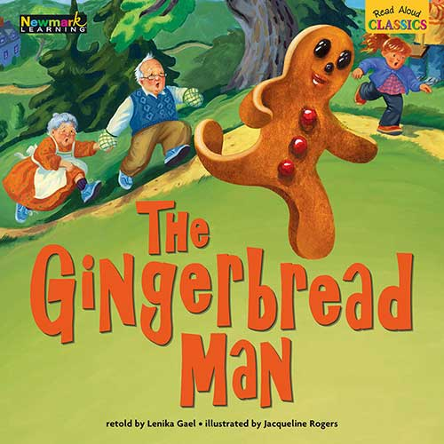 THE GINGERBREAD MAN READ ALOUD