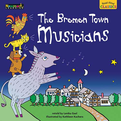 THE BREMEN TOWN MUSICIANS READ
