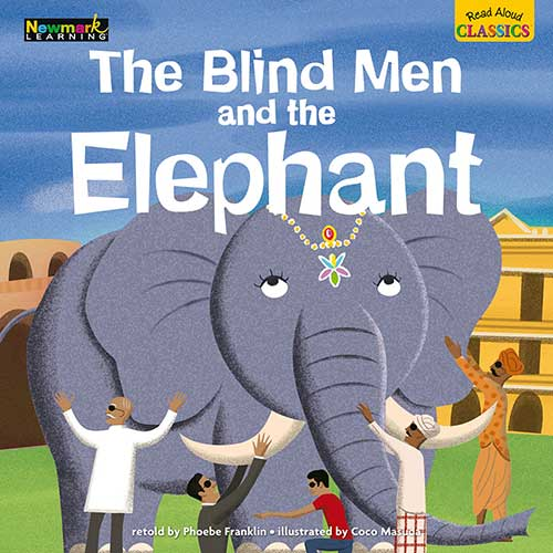THE BLIND MEN AND THE ELEPHANT READ