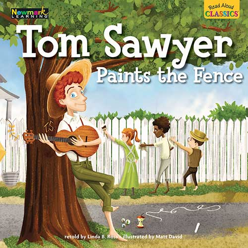 TOM SAWYER READ ALOUD CLASSICS LAP