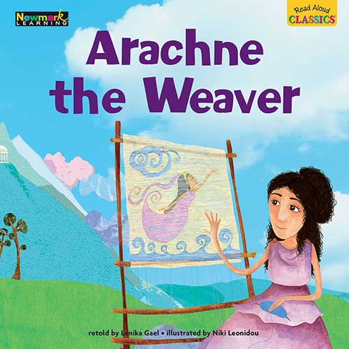 ARACHNE THE WEAVER READ ALOUD